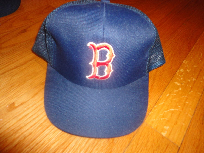 65679af253d VintageTrafficUSA  BOSToN RED SOX vintage MLB snapback mesh trucker ...