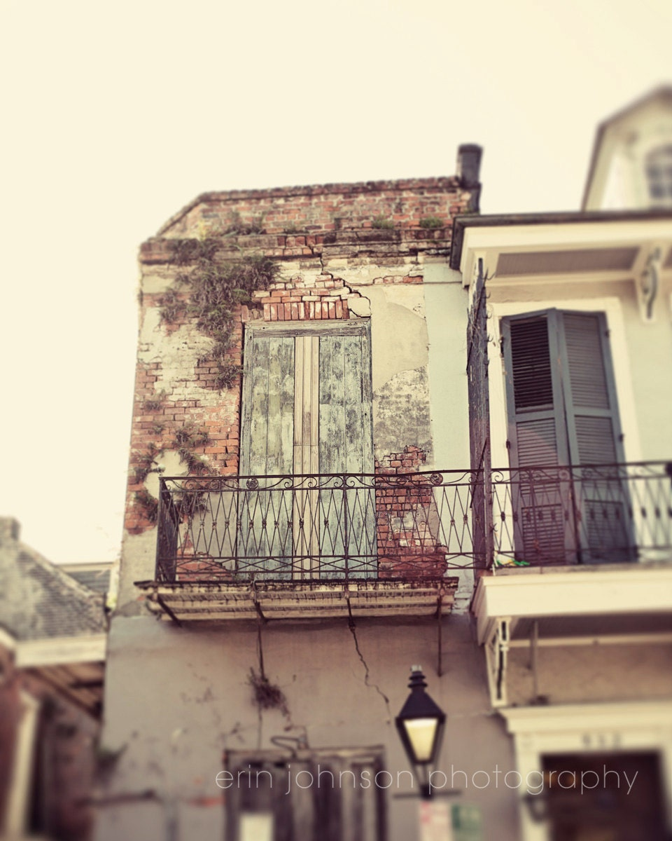 New orleans photography french quarter by eireanneilis on etsy for Decor quarters