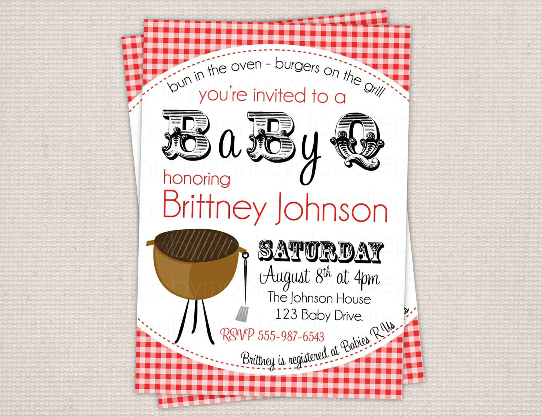 Monkey Baby Shower Invitations For Girl as amazing invitation layout