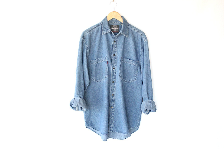 Blue Jean Shirts