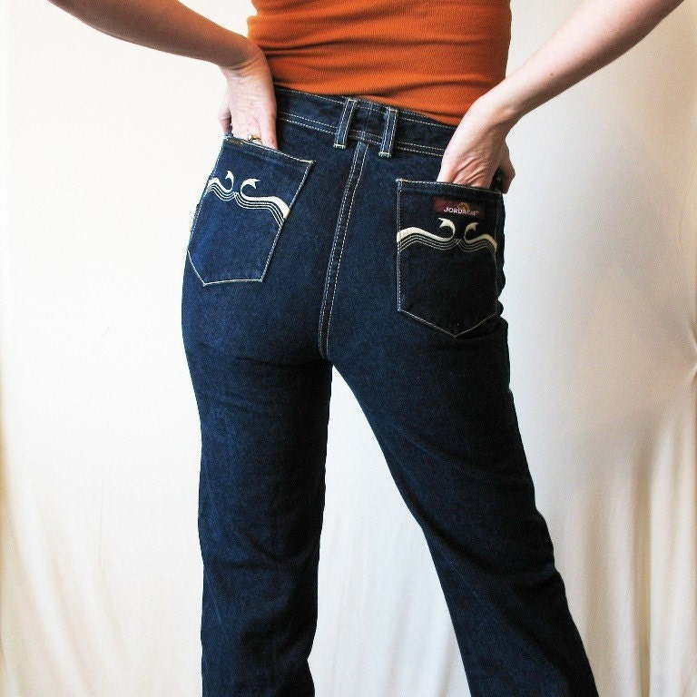 Vintage 70s Jordache Jeans by SiftedVintage on Etsy