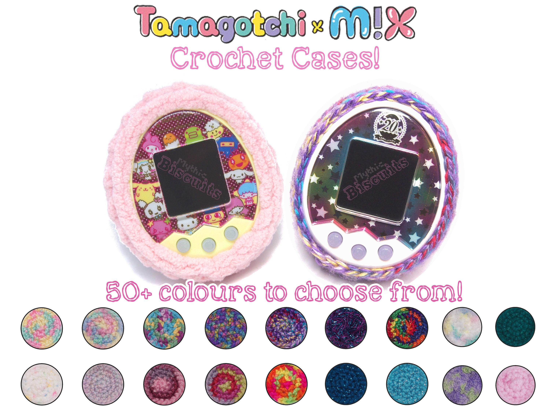 Tamagotchi Mix Cases Choose Your Favourite Colours!