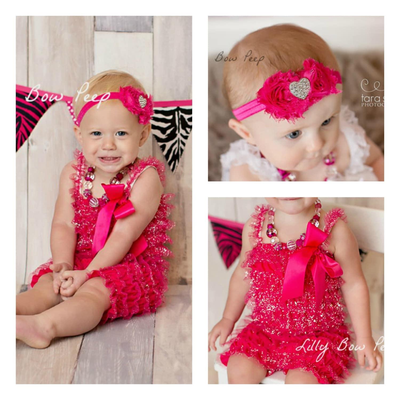 Baby valentine clothes