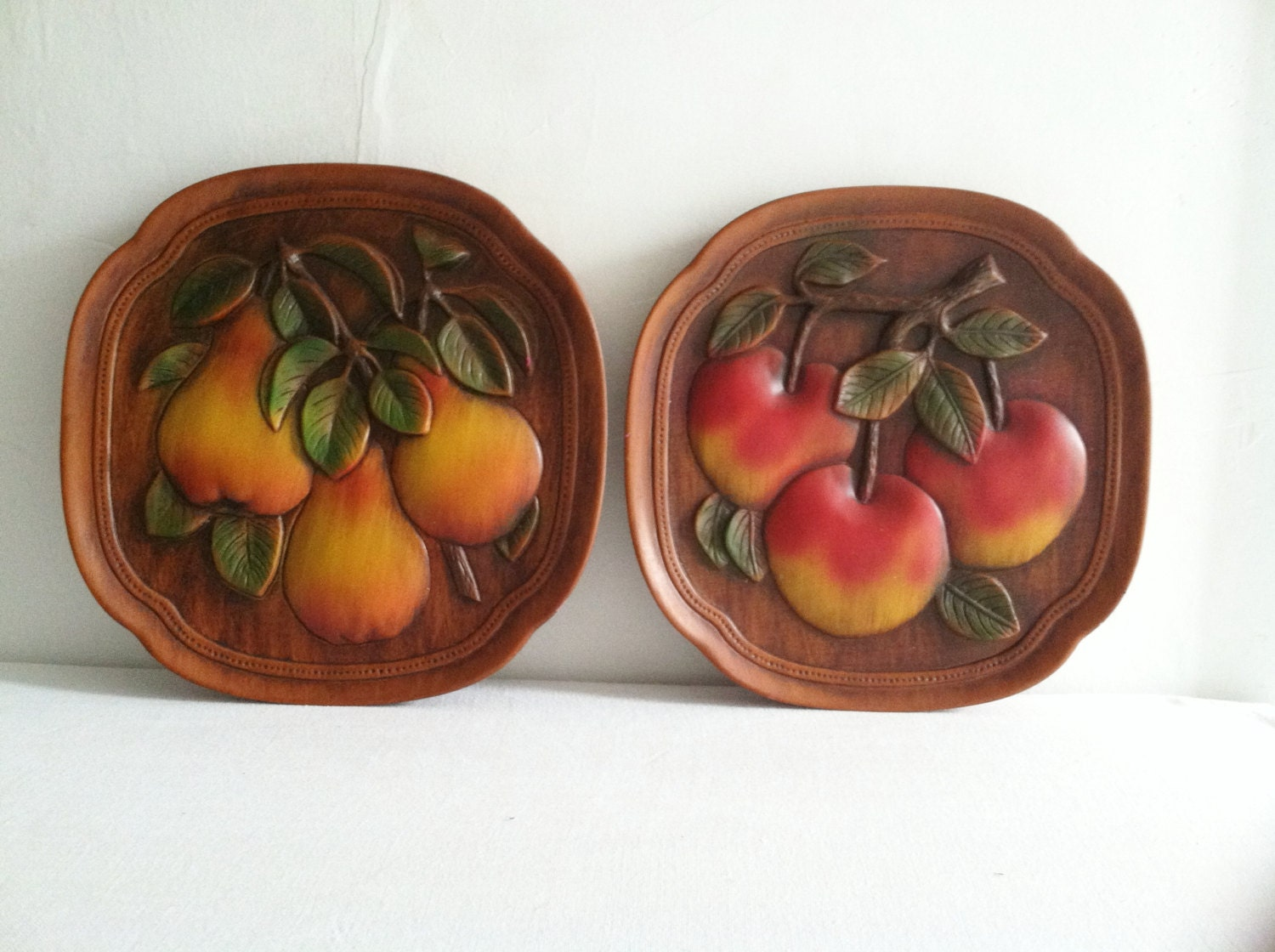 Vintage Fruit Wall Decor : Etsy your place to buy and sell all things handmade