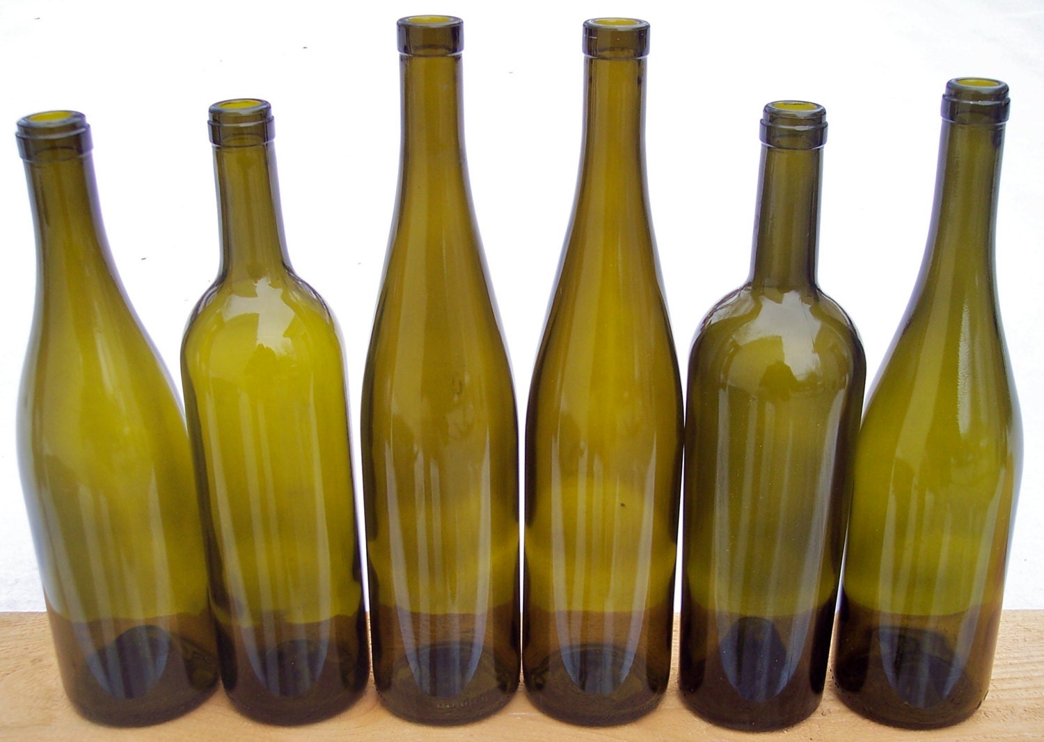 Large magnum 1 5l empty glass wine bottles color of by anglenn19 - Empty colored wine bottles ...