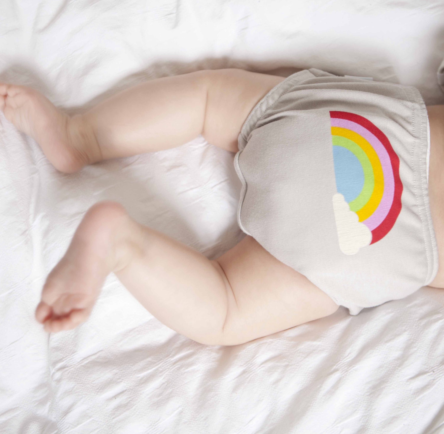 Baby gift  rainbow baby bloomers baby shower gift new baby gift  perfect for baby girl or baby boy  new mum gift  rainbow babies