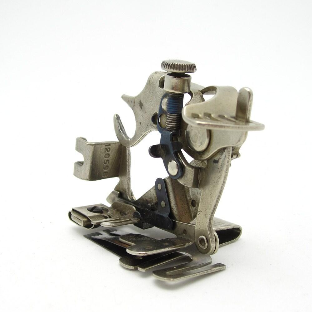 ruffler attachment for singer sewing machine