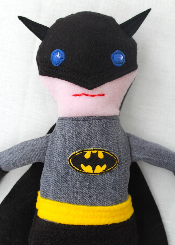Batman Rag Doll