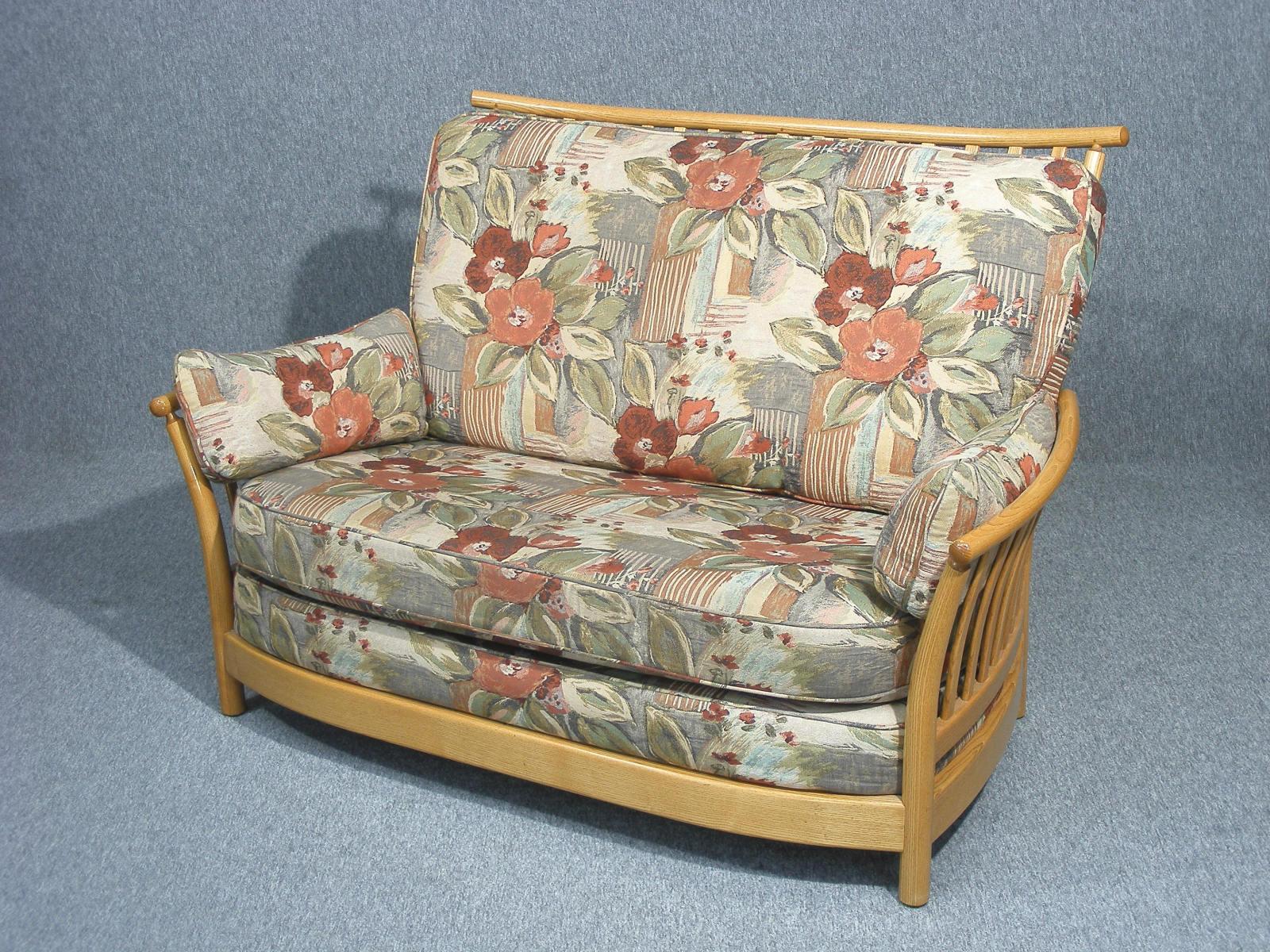 Ercol Sofa Quality  Ercol Renaissance  2 Seater Settee  Sofa