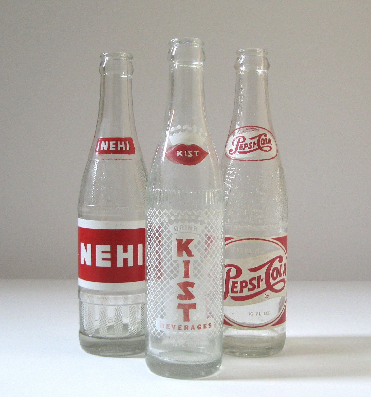 Dating old soda bottles