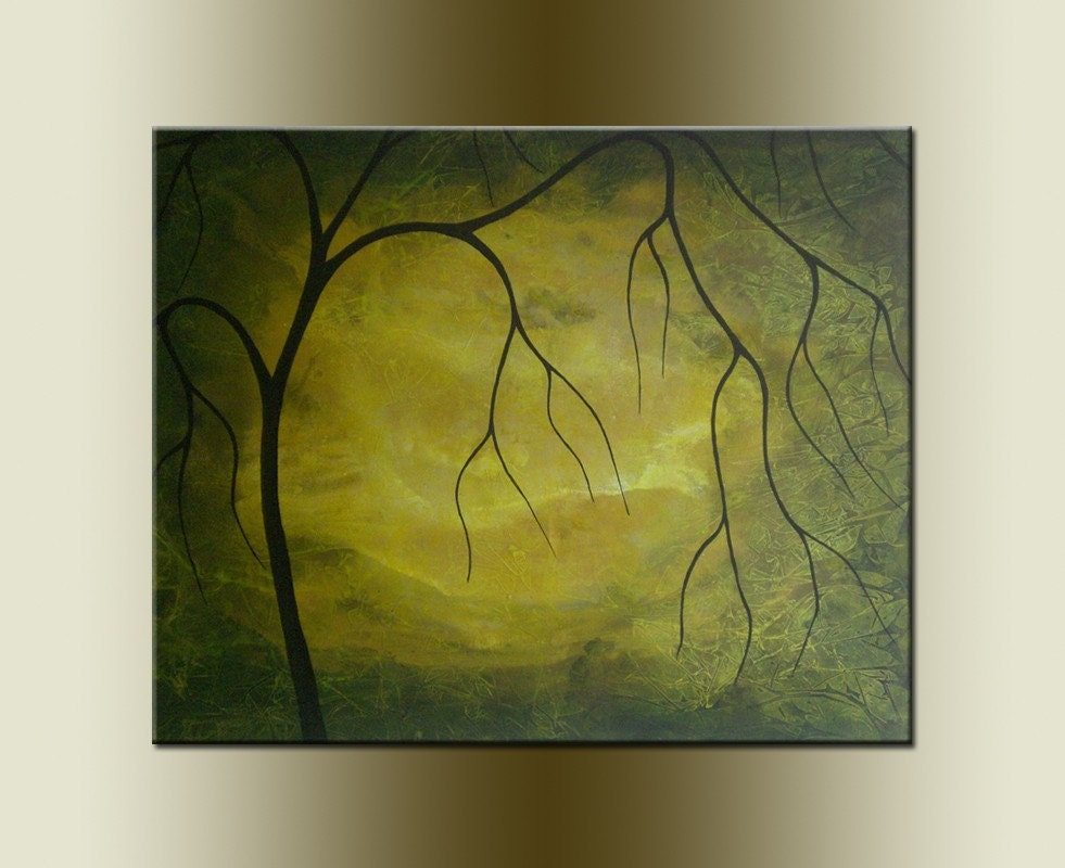 Trees Paintings Acrylic images