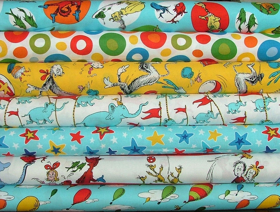 Dr. Seuss Fabric Bundle
