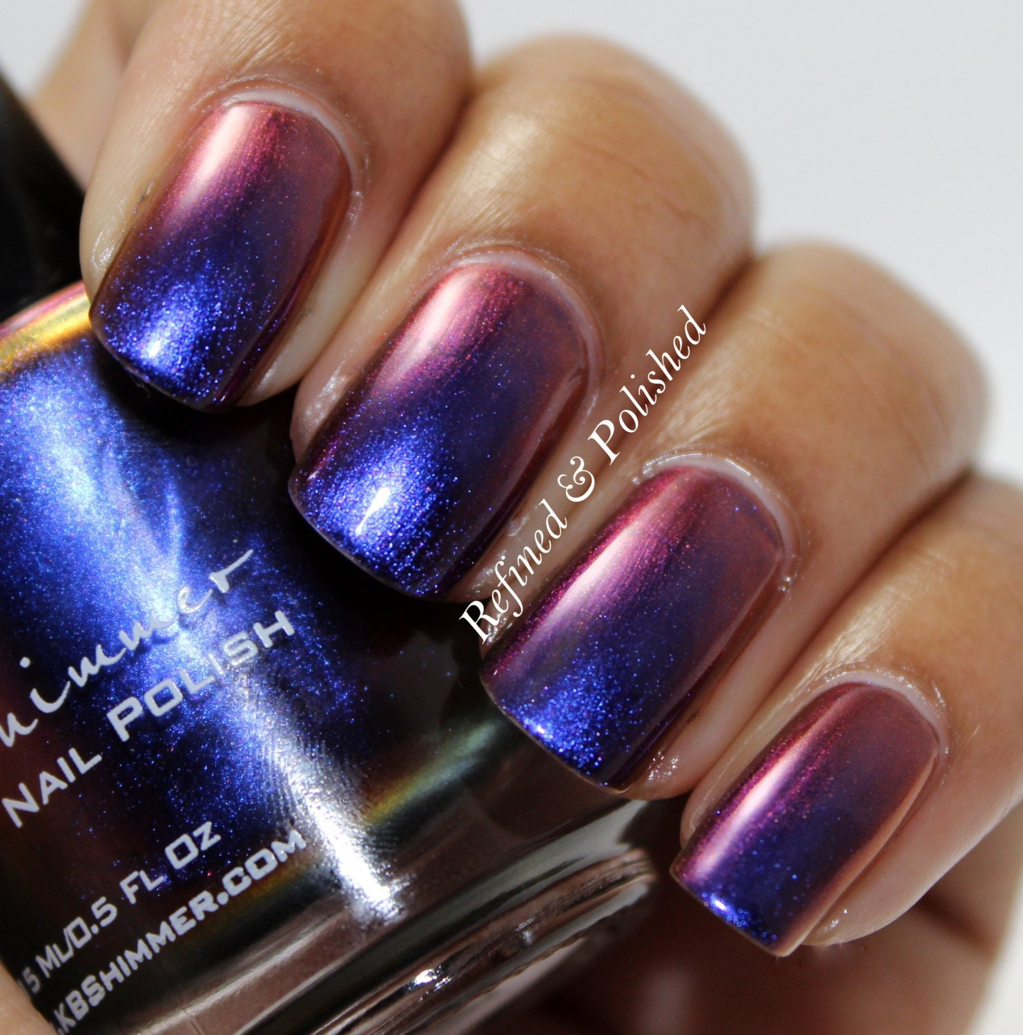 Pigment Of My Imagination Multichrome Color Shifting By
