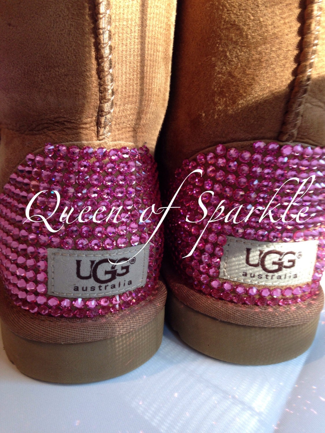 Grey Ugg Boots With Diamantes | Santa Barbara Institute for ...