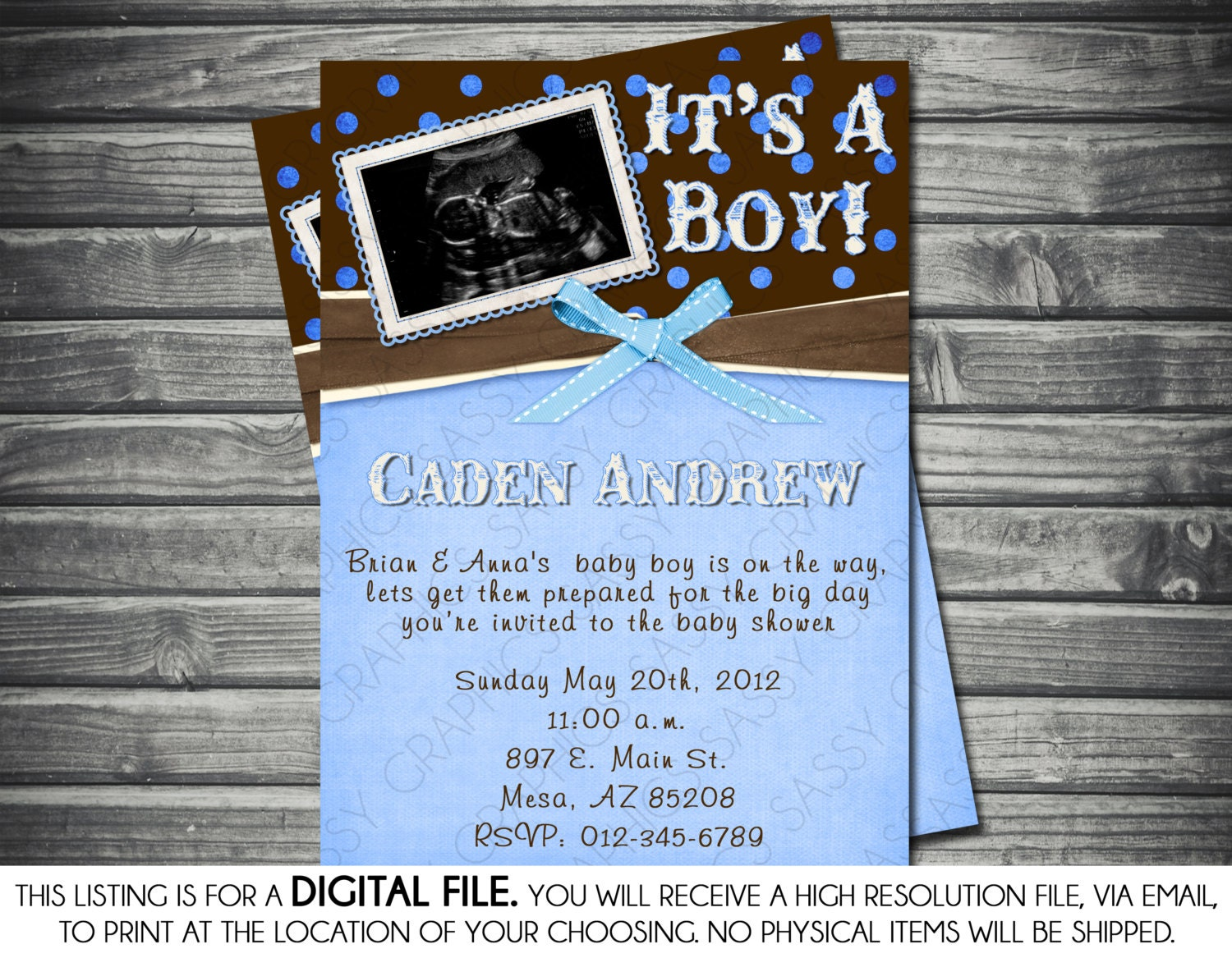 ultrasound baby shower invitation templates