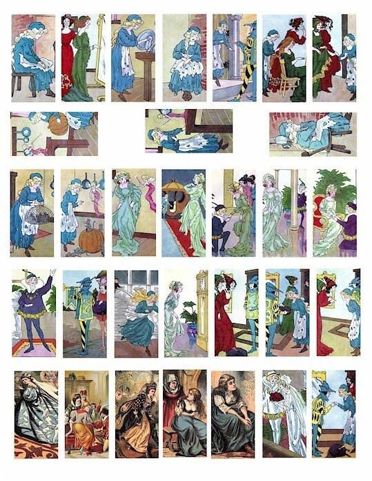 Vintage+fairy+tale+images