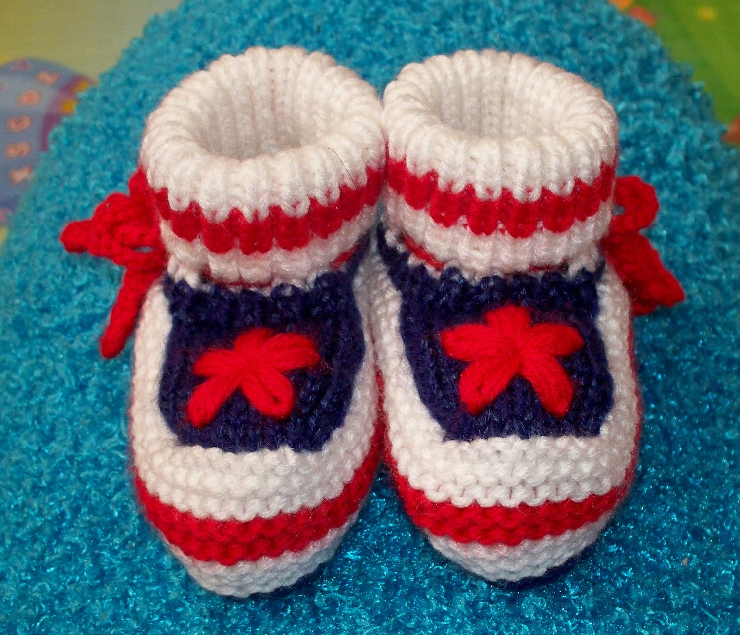baby ankle booties