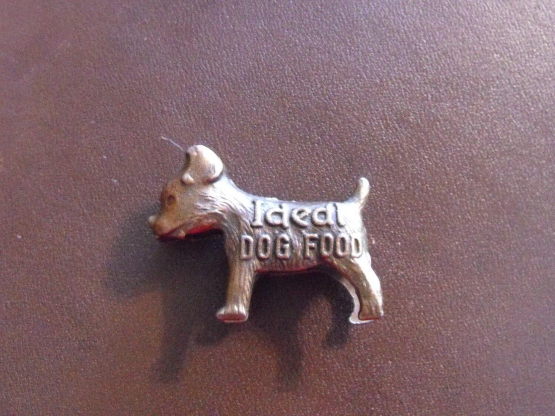 Ideal Dog Food Good Luck