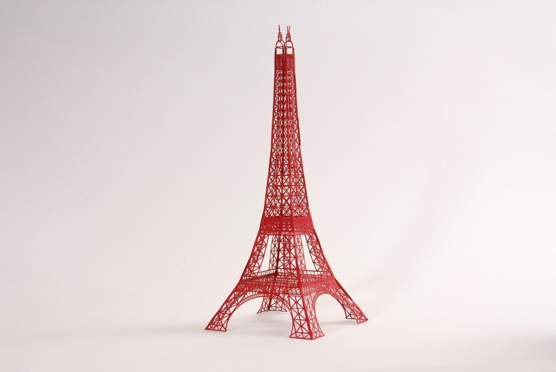 3d nest model bing images for Eiffel tower model template