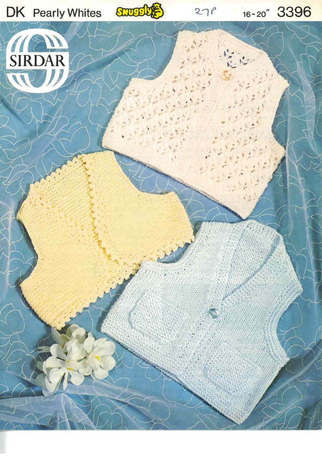 Waistcoat Knitting Patterns | Knitting Patterns | Deramores
