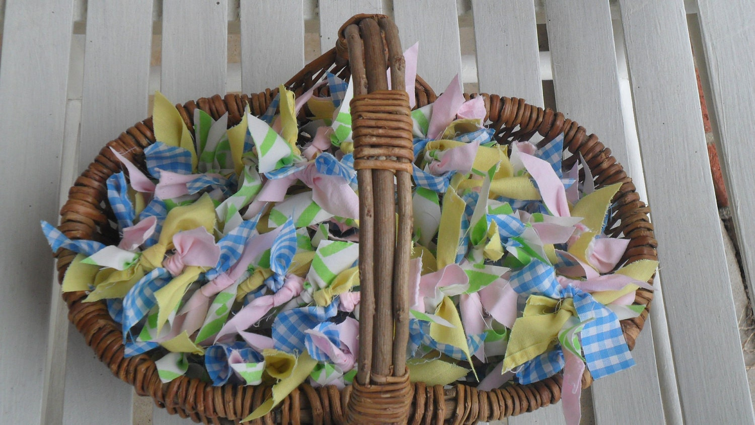 Garland for Easter Basket