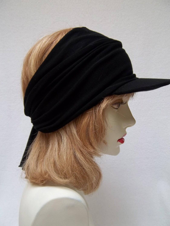 Headband sun visors