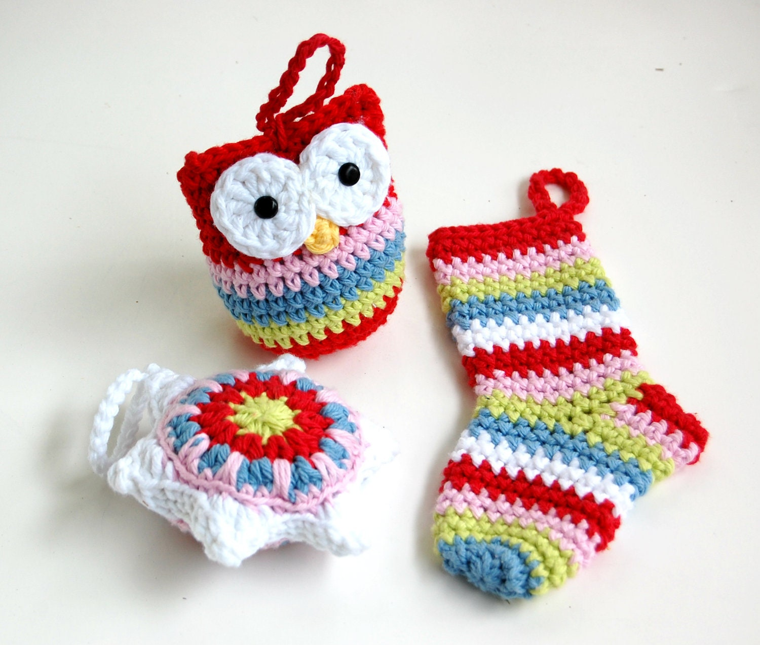 Crochet Ornaments : Crochet Christmas Ornaments Aboutcom Crochet Auto Design Tech