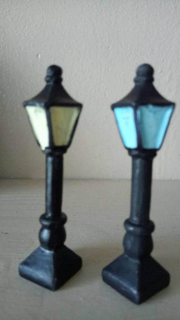 Lamp light fairy garden fairy house whimsical whimsy fairy door dolls house light fairy garden lamp miniature lamp mini light