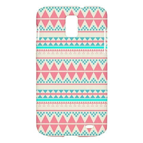 New Beautiful Aztec Pattern Samsung Galaxy S II Skyrocket Hardshell Case Cover Samsung Galaxy S2 Skyrocket Case