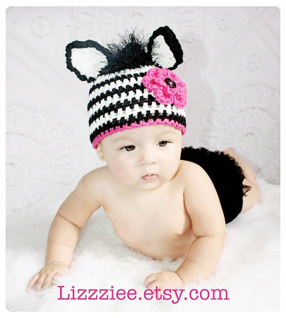 Crochet Pattern Zebra Hat : 301 Moved Permanently