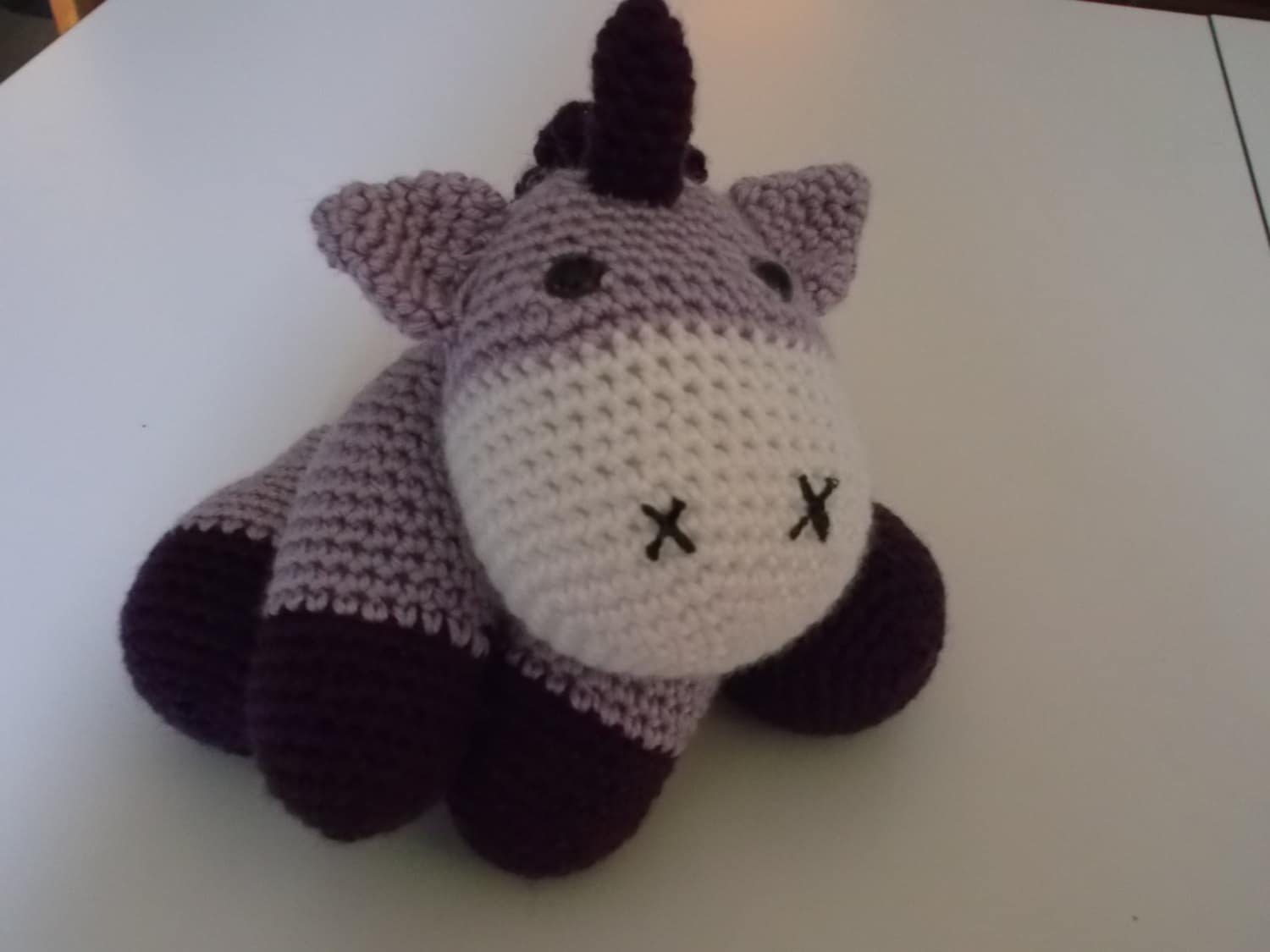 Baby Stuffed Unicorn - TMFabrications