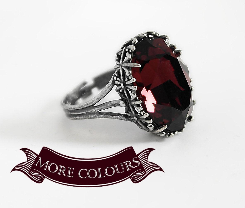 Gothic Style Wedding Rings - Weddings Gallery