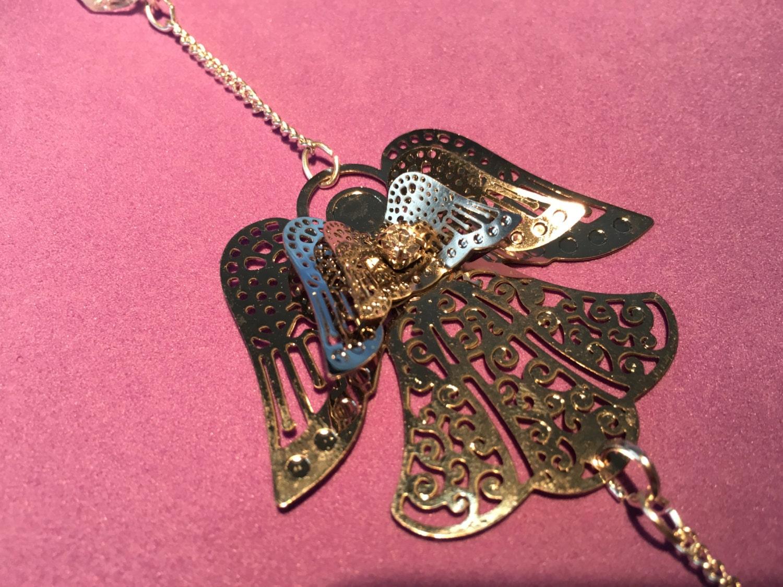 Angel Sun Catcher Angel Hanging Decoration Crystal Hanging Decoration Sun Catcher