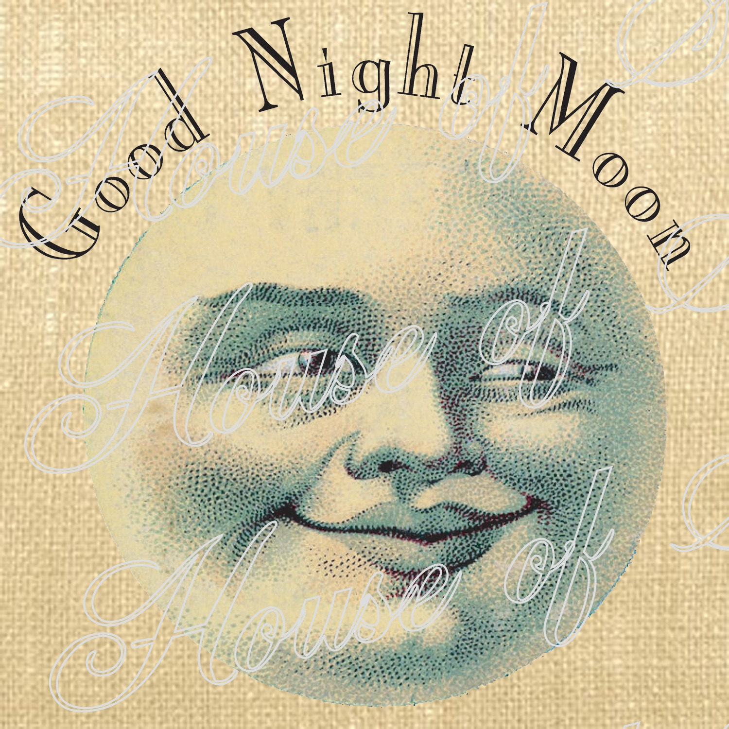 Vintage Moon Face 301 Moved Permanently