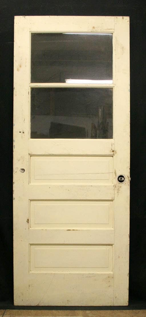 Unavailable listing on etsy for Exterior back door with window