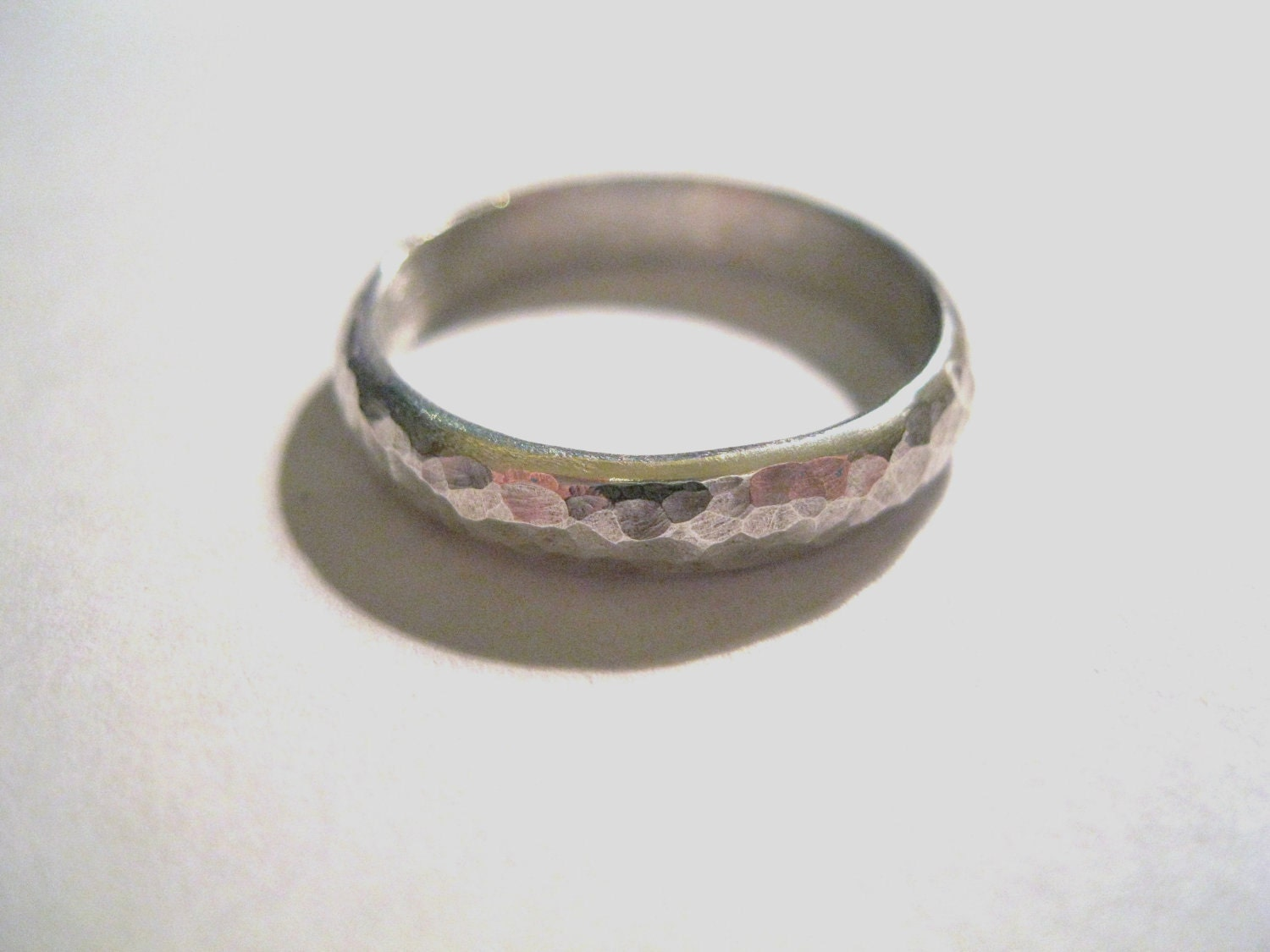 Wedding Band For Male Is Placed On The Ring Finger