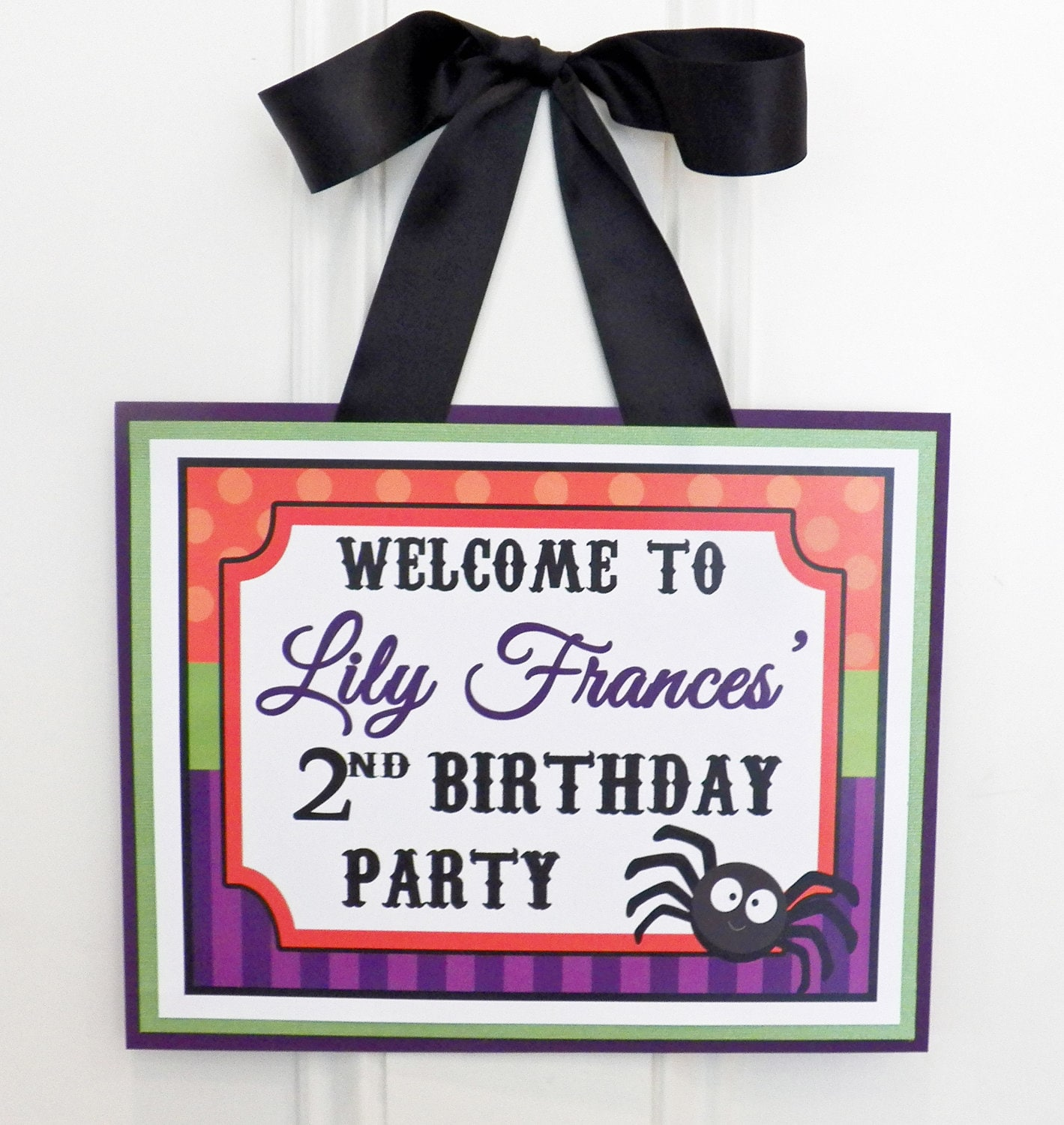 Halloween Party Door Sign Printable Fun and by ThatPartyChick ~ 045651_Halloween Door Signs Printable