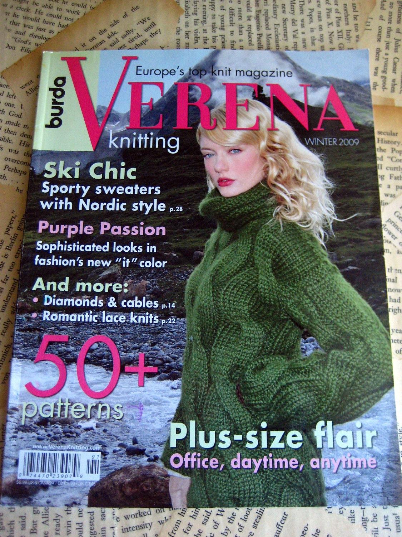 Журналы по вязанию на зиму 148