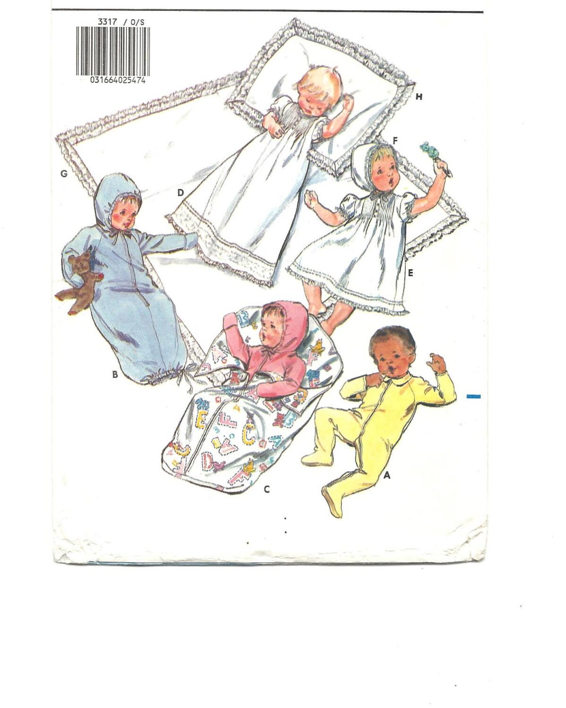 Vintage Baby Sewing 92