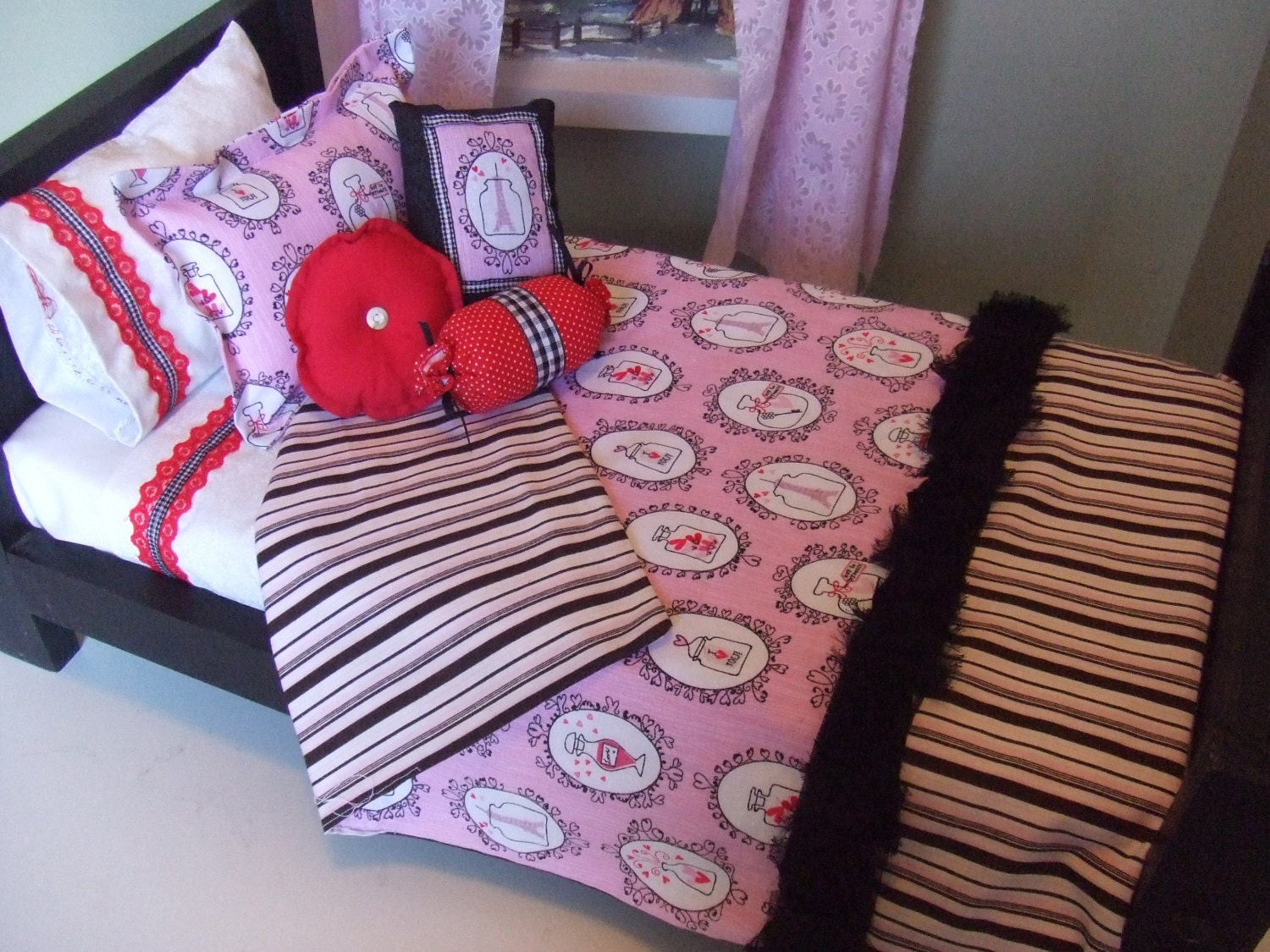 How To Make A Doll Decorative Pillow : Unavailable Listing on Etsy