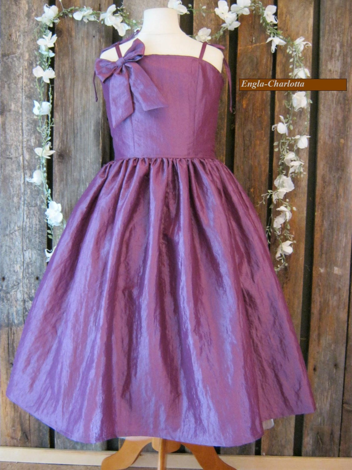 Unavailable listing on etsy for Wedding dresses for tweens