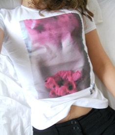 Tshirt Wear Art by Haidji - The Price of Beauty