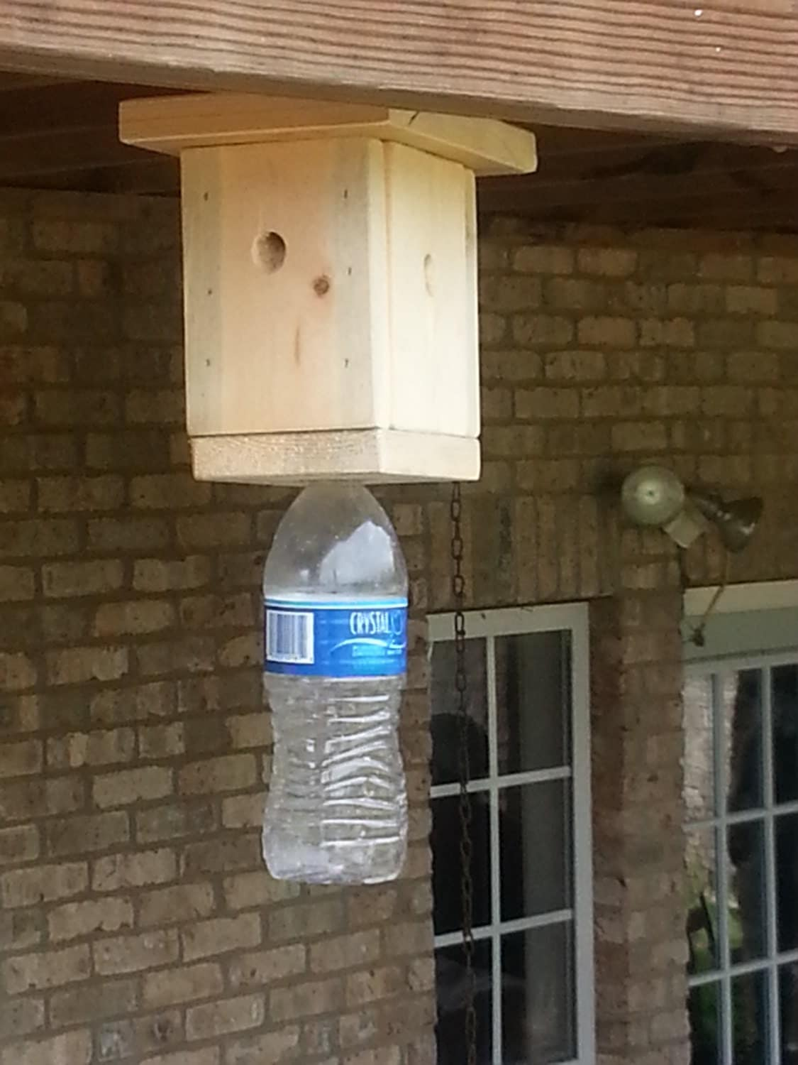 Carpenter Bee Trap Organic No Pesticides Needed By