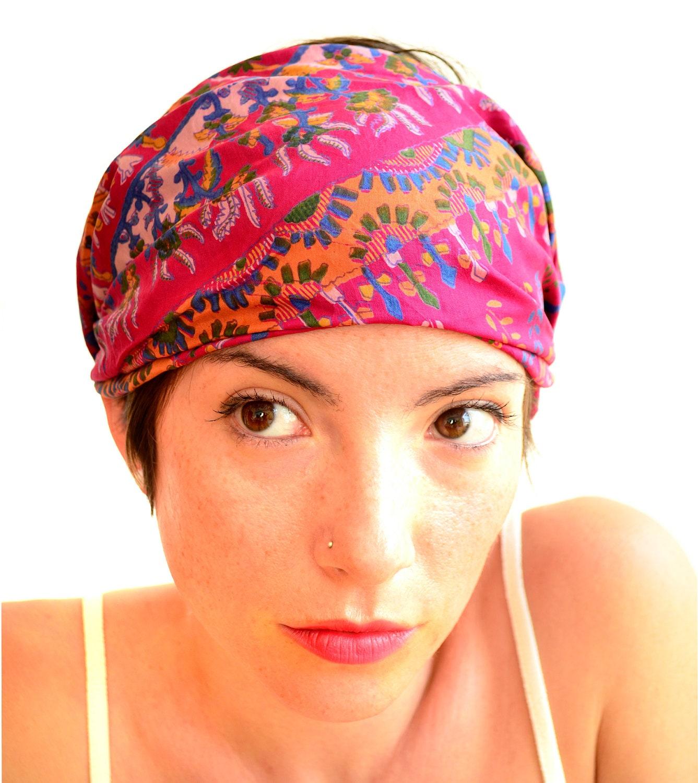 1 Bedroom Apartments For Rent In Brockton Ma: Turban Headband With Short Hair Wide Bohemian Turban