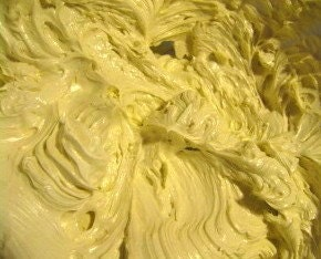 Creamy Rich Organic Body Butter... Gardens of EDEN... Golden African Kpangnan Butter... Raw and Fair Trade
