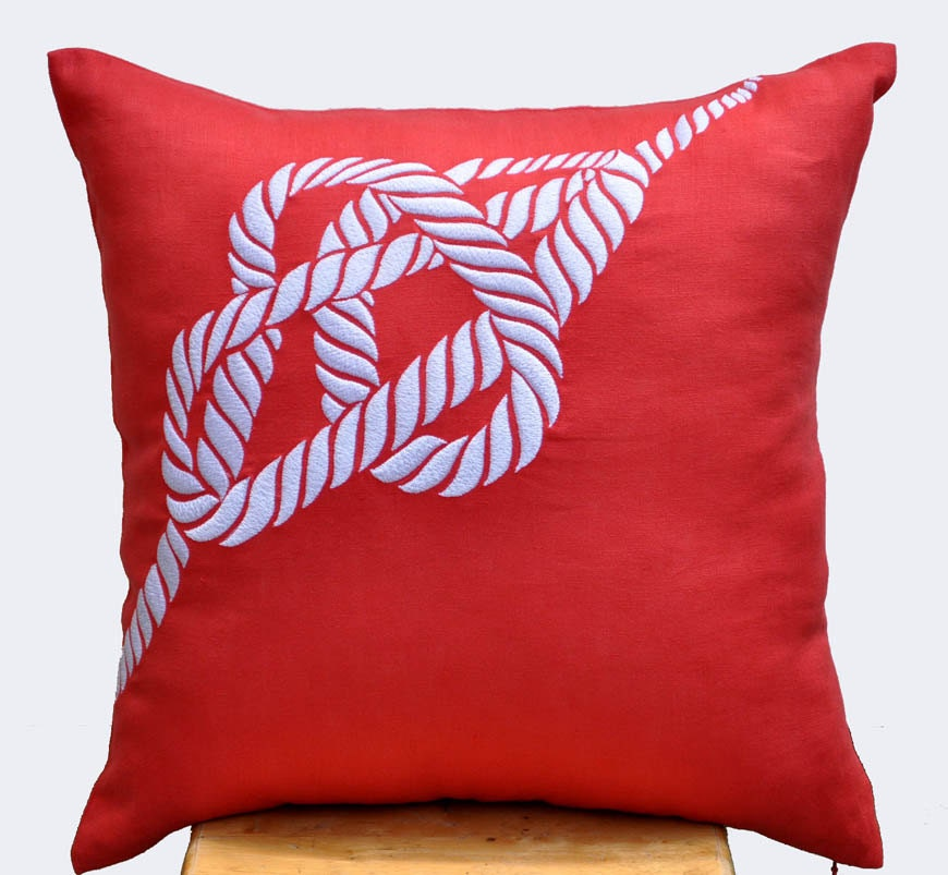 Nautical Throw Pillows For Couch : Unavailable Listing on Etsy
