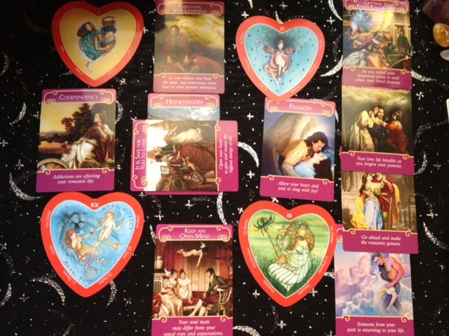 free angels card reading in ireland