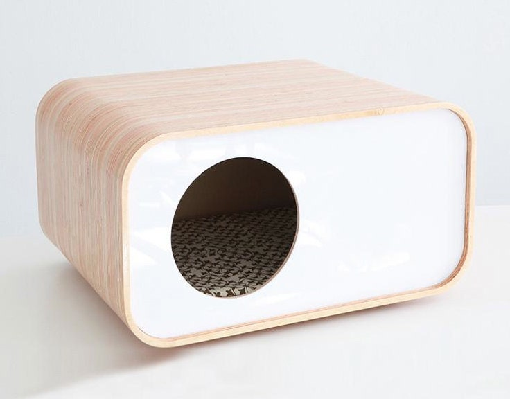 Modern Cat House / Cat Cave / Cat Bed