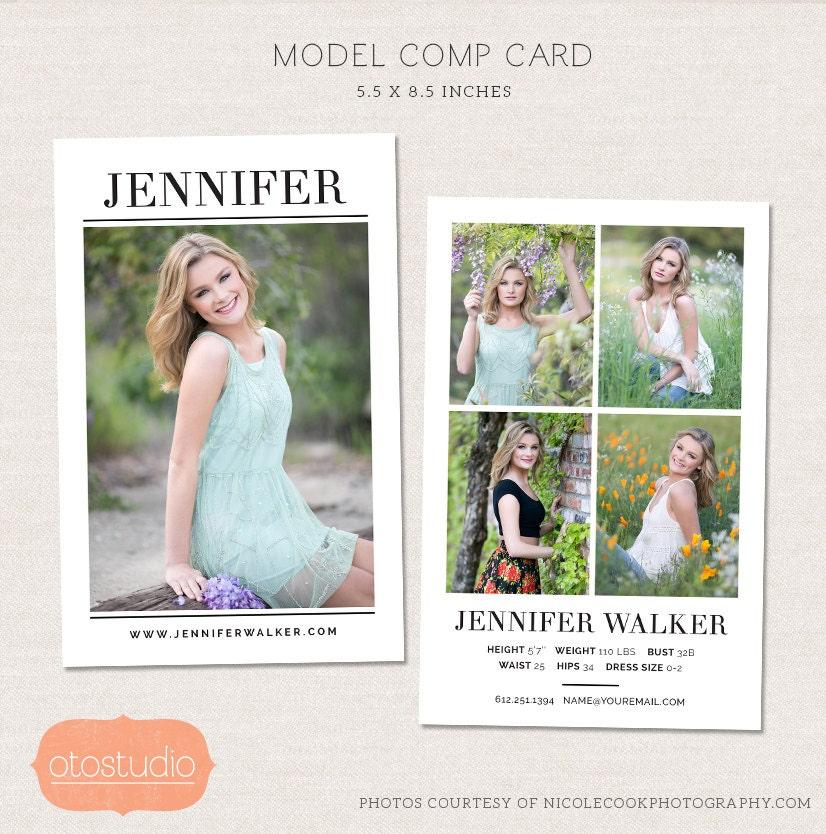 Comp card template free 9352091 - hitori49.info