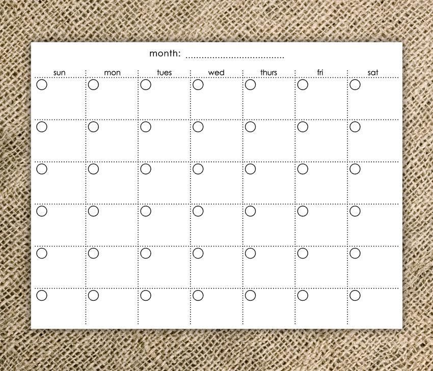 11 Printable Calendar | Calendar Template 2016